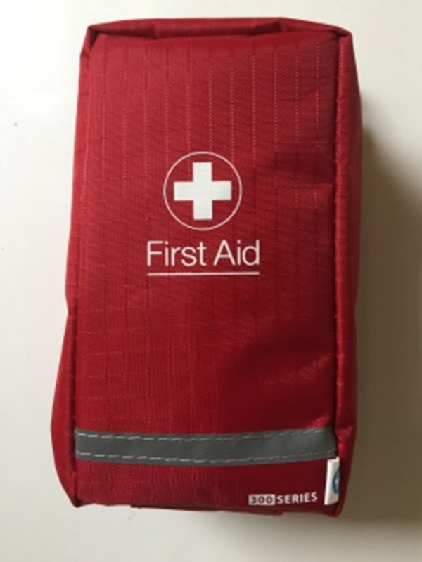Children's First Aid Kit - Red