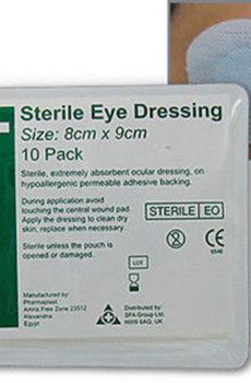 Sterile Eye Dressing